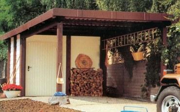 Garagen hallenbau